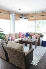 screened porch makeover sources the chronicles of home