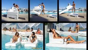 Finally A Not Inflatable But Great Versatile Quality Outdoor - Quality outdoor furniture