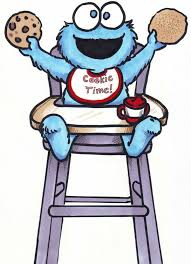 gallery for sesame street free cookie monster cliparts and