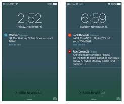 at t black friday top app push notification hacks for the holidays getresponse blog