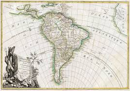Maps South America by The British Empire And South America Maps