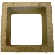16 in x 8 in x 16 in pilaster concrete block c403 the home depot
