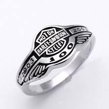 Harley Davidson Wedding Rings by Harley Davidson 100th Anniversary Ring 9 13 Starting At 8 On