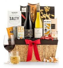 what to put in a wine basket wine baskets by gifttree