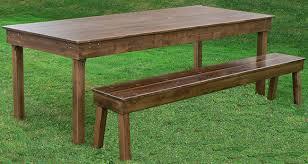 folding leg farm tables farm tables kestell furniture