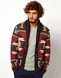 ralph lauren denim supply ralph lauren shawl cardigan with pattern