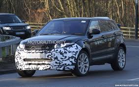 land rover evoque 2016 2016 land rover range rover evoque spy shots