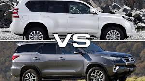 lexus suv 2015 price in dubai 2016 toyota land cruiser prado vs 2016 toyota fortuner offroad