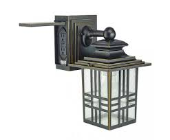 Stainless Steel Exterior Light Fixtures Wall Lights Design Awesome Outdoor Wall Light With Outlet Outdoor