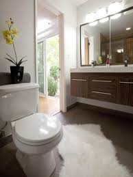 bathroom awesome bathroom makeover pictures gallery simple modern lighting upper mirror bathroom ideas with minimalist vanity design with double sink and