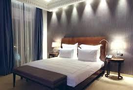 model chambre modele chambre a coucher décoration blanc et noir design de chambres