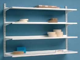 wall storage shelves wall shelves design wall mounted garage shelves gallery 2017