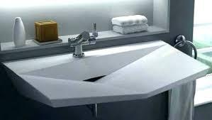 designer bathroom sink contemporary bath sink faucets kevinsweeney me