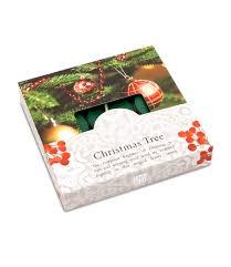 tealights christmas tree heart u0026 home