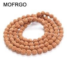 antique beaded bracelet images Antique yoga buddhist mala wooden beads buddha bracelet rudraksha jpg