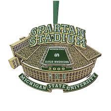 2009 spartan stadium ornament