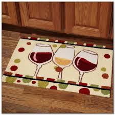 Kitchen Rugs by Wine Kitchen Rugs Mats Kitchen Set Home Decorating Ideas