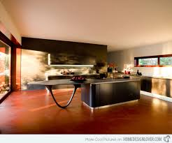 Modern Kitchen With Island 15 Unique And Modern Kitchen Island Designs Home Design Lover