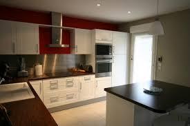 cuisine pas cher mobilier cuisine pas cher photo 7 10 une cuisine blanche abordable