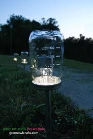 Diy Solar Light by Amandabaity Com Upcycled Mason Jar Solar Lights