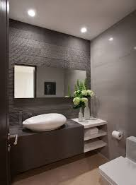 Grey Modern Bathroom Astounding Best 25 Contemporary Bathrooms Ideas On Pinterest Grey