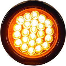 ecco led offroad lights amazon com ecco 7945a led beacon light automotive