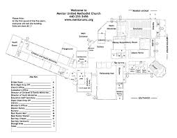 church of light floor plan mentor united methodist church