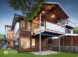 modern take on queenslander hits the market 9homes
