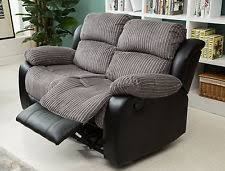 Leather Electric Recliner Sofa Up To 2 Seats Electric Recliner Sofas Ebay