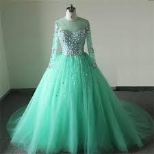 mint green wedding mint green wedding dresses 2017 sleeves wedding gowns tulle