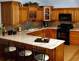 Stained Hickory Cabinets Knotty Hickory Kitchen Cabinets Cabinets Knotty Alder Kitchen