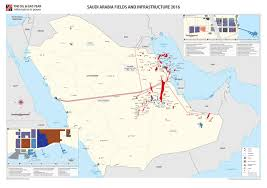 arabia map saudi arabia and gas infrastructure 2016 the gas year