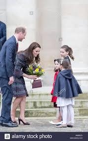 paris france 18th mar 2017 prince william and princess kate