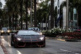 Lamborghini Aventador Tron - black tron lamborghini aventador front view sssupersports