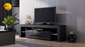 decorate the high gloss tv stand u2014 kelly home decor