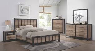 Bedroom Dresser Mirror Coaster 206271q S4 4pc Edgewater Bedroom Set W Dresser