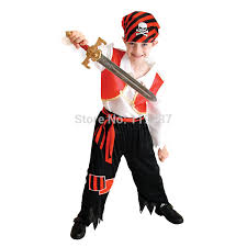 toddler boy costumes children s sleeve classic costumes boys pirate