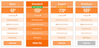 Bootstrap Table Width Responsive Multi Style Bootstrap Pricing Tables Html U0026 Css