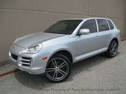 2008 used porsche cayenne at terry davison auto imports serving