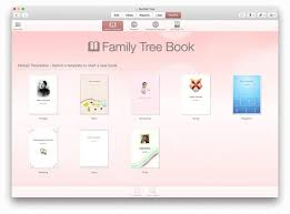 best family tree software for mac