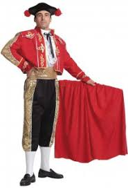 deluxe spanish toreador fancy dress costume by stamco 209138