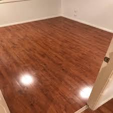 why you may select high gloss finish laminate flooring woodland