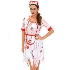 Halloween Nurse Costume Buy Wholesale Halloween Nurse Costume China Halloween