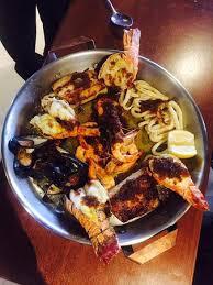 comi de cuisine rede de pescador a melhor comida de mar que ja comi em minha vida