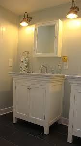 Benjamin Moore Gray Bathroom - steward of design bathrooms benjamin moore gray owl white