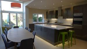 kitchen diner extension ideas side extension style within