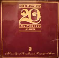 anniversary album various the motown 20th anniversary album vinyl lp at discogs