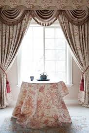 Victorian Swag Curtains Victorian Window Treatments Google Search Formal Traditional