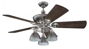 Craftmade Ceiling Fans Parts Craftmade Timarron Ceiling Fan Model Cf Tim54bnk In Brushed