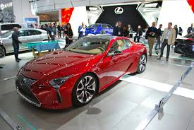 lexus lf lc red lexus lc 500 finally a replacement for the lfa sort of